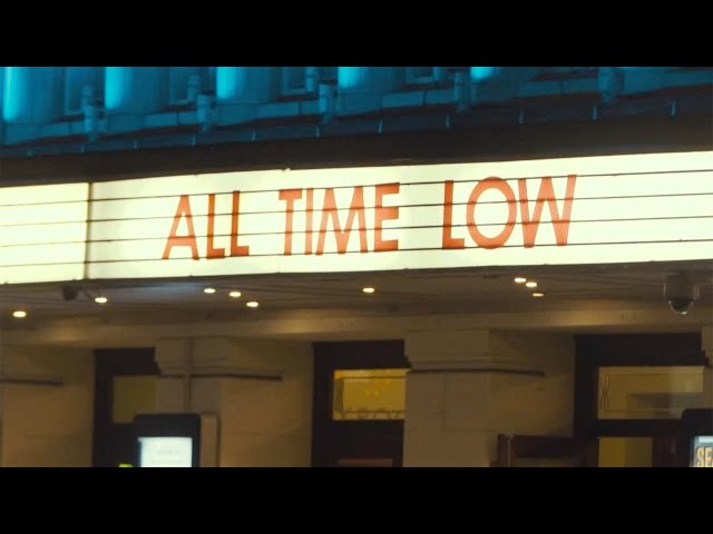 All Time Low: Dirty Laundry (LIVE from London)