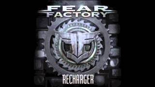 FEAR FACTORY - Recharger (OFFICIAL VIDEO TEASER)