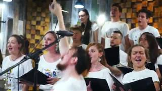 ХОССП - Prince Ali (soundtrack from Aladdin) Live at On-Air