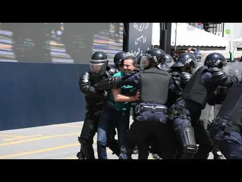 Video : La préfecture de police célèbre le 63e anniversaire de la création de la sûreté nationale