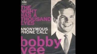 Bobby Vee - The Night Has A Thousand Eyes HQ
