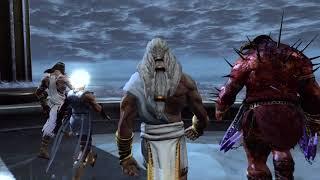 God of War 3 PS4 - Gods Vs Titans Opening Cutscene (1080p 60fps) PS4 Pro