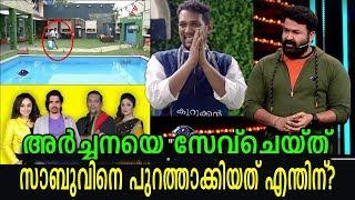 തരികിട സാബു ഔട്ട് - ഉള്ള സത്യം തുറന്നുപറഞ്ഞു! | Archana in, Tharikida Sabu out - Reality revealed