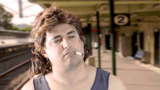 Damo and Darren - 'Train station' - Come to life