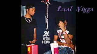 Real Nigga [Instrumental]