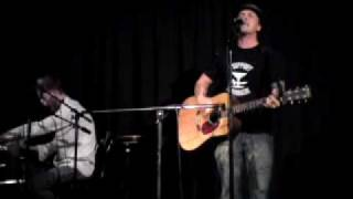 Dick Daniel Persson live Cafe' Barbro 20/8 '09