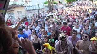 Ludimila - Saída do Bloco Trupica