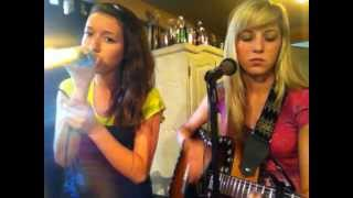 Kissed You Goodnight- Gloriana cover
