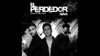 Maluma Ft  Izaak & Yandel El Perdedor Remix