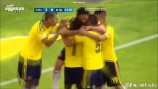 SUBE LA MANO Y GRITA GOL' MI SELECCIÓN COLOMBIA