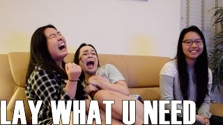 Lay- what U need? (Reaction Video) width=