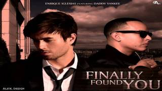 Daddy Yankee Ft. Enrique Iglesias - Finally Found You [Septiembre 2012]