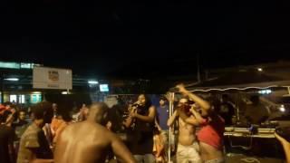 Rincon Sapiência - Ponta de Lança - ao vivo na Cracolandia