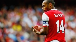 Thierry Henry humiliating great defenders and players