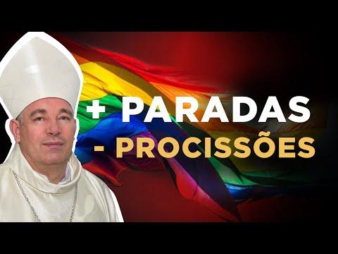 A rebelião final contra Deus continua: Arcebispo de Londrina, Dom Geremias Steinmetz, emitiu um parecer para o Projeto de Lei que cria o