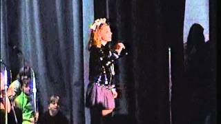 "10 Year Old KaileeLynne Singing ""Holiday"" by Madonna"