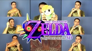 Majora's Mask: Stone Tower Temple on Ocarina
