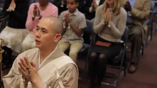 Visit Our Buddhist Temple: Meditation or Buddhist Chanting?