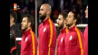 Diyarbakır - Galatasaray maçında İstiklal Marşı'na ıslık.