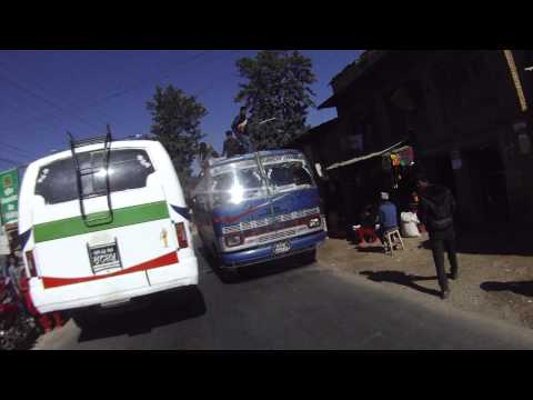 Nagarkot to Last Resort Peter Bus Sandwich