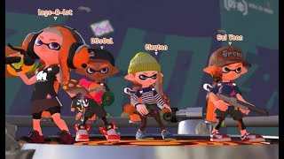 Splatoon 2 Turf War 9