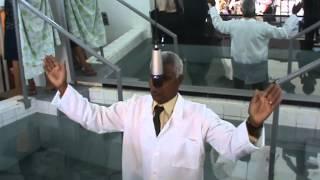 ADILP - Assembleia de Deus Ministério Ipiranga Setor Lençóis Paulista - Batismo 30/12/2012 - 9