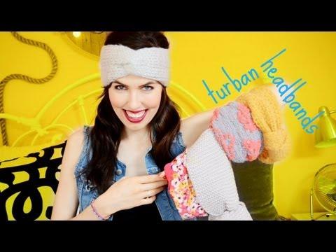 ♥ TREND ALERT ♥ Turban Headbands!