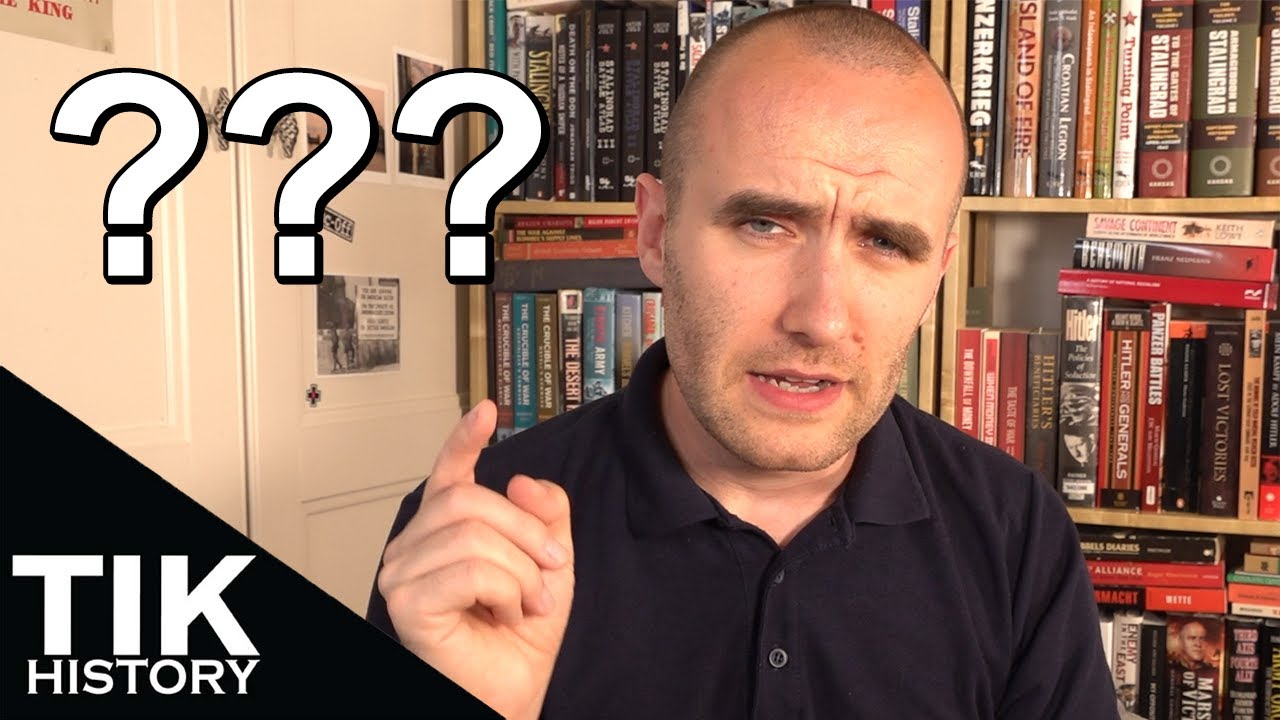 OIL, Stalingrad, The Italians and More! Answering 10 uncommon questions about WW2
