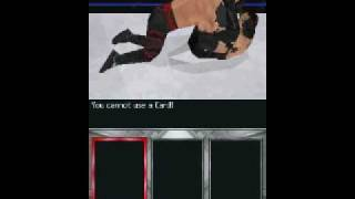 WWE SmackDown vs RAW 2010 Gameplay DS Part 2