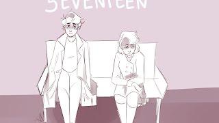 seventeen animatic