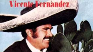 Vicente Fernández...Tu Voz