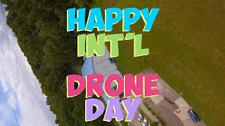Happy International Drone Day
