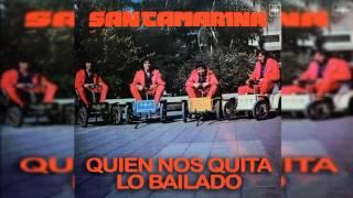 Oh, oh, te vi bailando - Santamarina