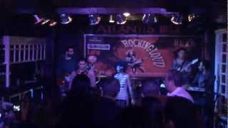 6.O.S (Six On Stage) - Sing it back (Moloko Cover)@ARCHITECTURE ROCK CAFE