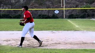 Michael Cruz Baseball Video Profile for College