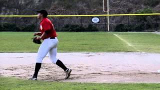 Michael Cruz Baseball Video Profile for College