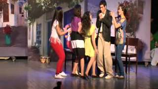 Mamma Mia/Take a chance on me ISC- Chouiefat
