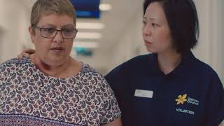 Cancer Council – every minute, every hour, every day