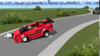 LEGO® City High Speed Chase 60007