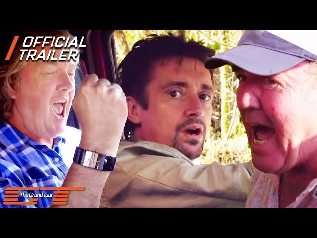 The Grand Tour: Season 3 Trailer