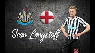 Sean Longstaff ● Skills , Long Passes , Tackles ●│2018 - 2019│►HD