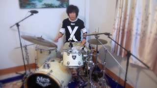เมื่อวาน   โอ๊ต ปราโมทย์ Drum Cover By Apinan Dechmeepooh
