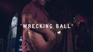 "Dustin Kensrue - ""Wrecking Ball"" Live in Nashville 7-26-15"