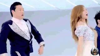 BAILE DE LA YEGUA - Gangnam Style Español