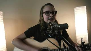 """Peace"" Cover by Hannah Gazso"