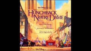 Il Gobbo di Notre Dame - Italian Original Soundrack - Dio Fa Qualcosa