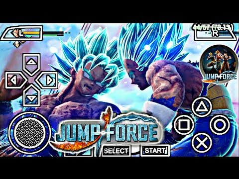 Download thumbnail for Ho To Download JUMP FORCE Android|HD GRAPHICS