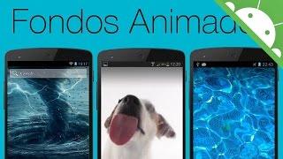 TOP Fondos de Pantalla Animados para Android GRATIS