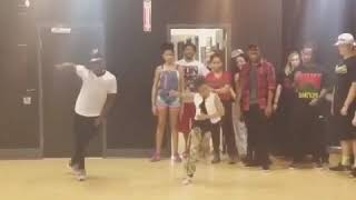Willdabeast Adams ,Kyndall Harris