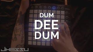 DUM DEE DUM - Keys N Krates - (JiKay Remix) - [Launchpad Mk2 Cover]